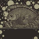 Uitstekende vissen Stock Fotografie