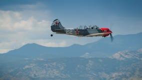 Uitstekende vliegtuigen stock fotografie