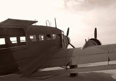 Uitstekende vliegtuigen Royalty-vrije Stock Afbeelding