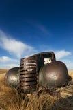 Uitstekende vrachtwagen Royalty-vrije Stock Fotografie