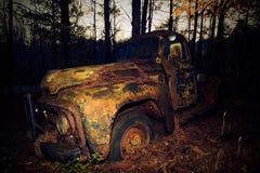 Uitstekende vrachtwagen royalty-vrije stock foto
