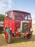 Uitstekende vrachtwagen bij uitstekende Verzameling Roseisle. Royalty-vrije Stock Afbeelding