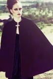 Uitstekende vrouw Royalty-vrije Stock Foto's