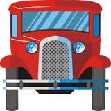 Uitstekende wagen vector illustratie