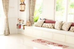 Uitstekende woonkamer Royalty-vrije Stock Afbeelding