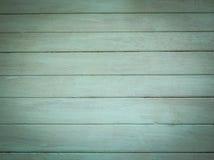 Uitstekende zachte blauwe houten textuurachtergrond Houten raadsachtergrond die of horizontaal of verticaal kan zijn Lege ruimte  Stock Fotografie