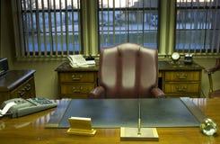 Uitvoerend bureau Stock Foto's
