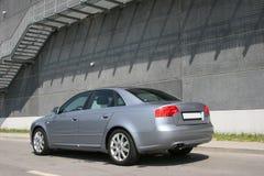 Uitvoerende auto stock afbeeldingen