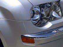 Uitvoerende Auto Royalty-vrije Stock Foto