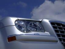 Uitvoerende Auto Royalty-vrije Stock Afbeelding