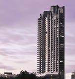 Uitvoerende flats Stock Foto