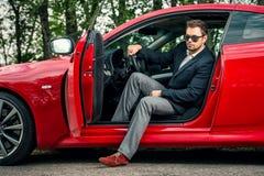 Uitvoerende voertuigen Royalty-vrije Stock Foto