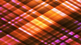Uitzending het Fonkelen Diamond Hi-Tech Strips, Multikleur, Samenvatting, Loopable, 4K stock video