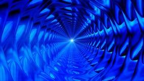 Uitzendings Eindeloze Hi-Tech Tunnel 29 royalty-vrije illustratie
