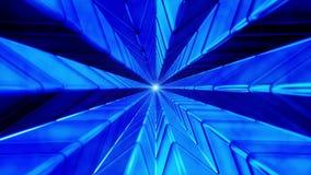 Uitzendings Eindeloze Tunnel 12 royalty-vrije illustratie
