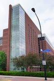 UIUC campus building Stock Image
