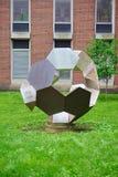 UIUC campus statue Stock Photos