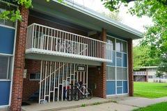 UIUC family housing Royalty Free Stock Photos