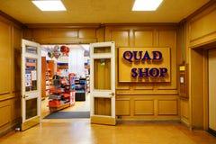 UIUC quad shop Royalty Free Stock Images