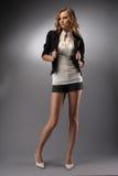 ujęcie kobiety young Fotografia Stock