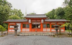 Uji神道圣地在Uji,日本 库存图片