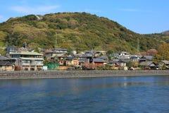 Japão - Uji fotografia de stock