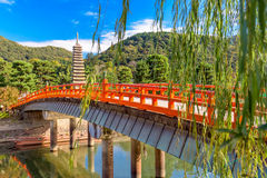 Uji, Japão Fotografia de Stock Royalty Free