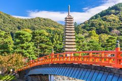 Uji, Kyoto, Japão foto de stock royalty free