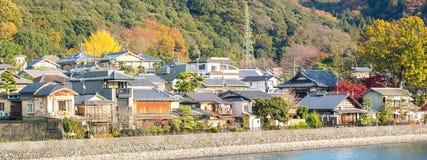 Uji Kyoto Japan Arkivfoto