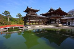 Uji Kyoto Arkivbild
