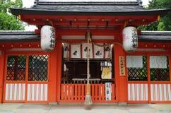 Uji Kyoto Japan temple. Take the photo in kyoto Uji 17th June,2018 Stock Photo