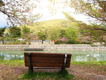 Uji river Japan Stock Image