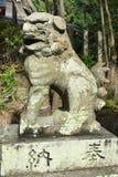 Ujigami świątynia, Sintoizm świątynia w mieście Uji w Kyoto prefekturze, Japonia zdjęcie stock