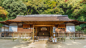 Ujikami Shrine in Kyoto Royalty Free Stock Photos