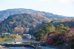 Ujistad in Kyoto Stock Afbeelding