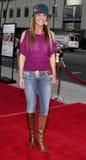 3 09 11 18 ujrzą bulwaru c ca Hollywood wodowanie lauren ll mayhew przyjęcia premiera Samsung Mayhew Fotografia Stock