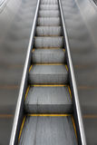 Ujrzy eskalator Zdjęcia Royalty Free