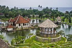 Ujung water palace Stock Photo