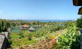 Soekasada Ujung Water Palace. Ujung Water Palace is a former palace in Karangasem Regency, Bali Royalty Free Stock Photography