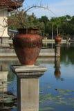 Ujung wody pałac Bali 01 Obrazy Royalty Free