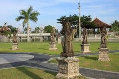 Ujung wody pałac Bali 02 Fotografia Royalty Free
