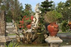 Ujung wody pałac Bali 06 Obraz Stock