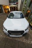 Układ bawi się coupe Audi TT RS Obrazy Stock