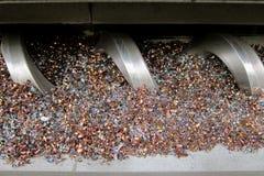 Układu scalonego konwejer obrazy stock