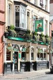 UK-bar Arkivfoton