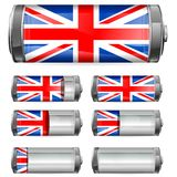 Uk battery Stock Images