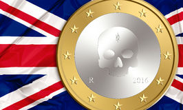 The UK Brexit Royalty Free Stock Photography