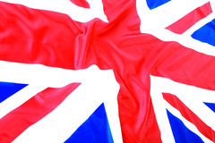 UK, British flag Royalty Free Stock Photo