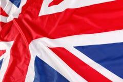 UK, British flag, Union Jack. The UK, British flag, Union Jack Royalty Free Stock Photo