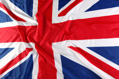 UK, British flag, Union Jack Stock Photos
